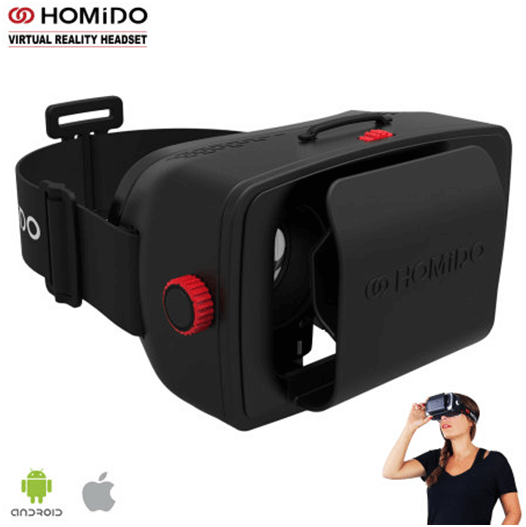 VR Headset- Homido