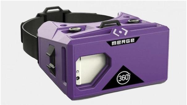 VR Headset- Merge VR
