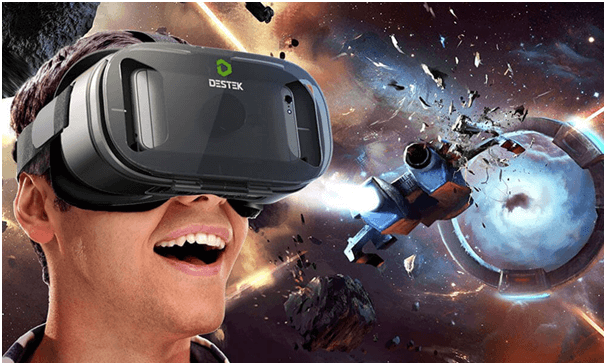 Four popular VR Headsets for iPhone