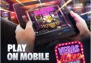 Vegas live slots game app for iPhone