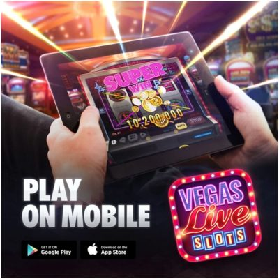How to get started with Vegas Live Slots with your iPhone?