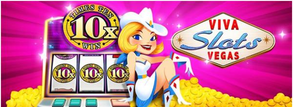 Viva slots Vegas app