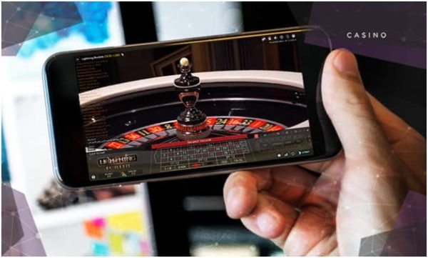 What are specialty games offered at iPhone casinos