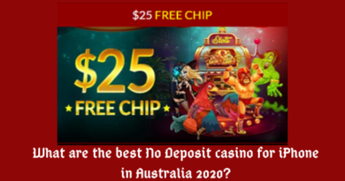 What are the best No Deposit casinos for iPhone in Australia 2020?