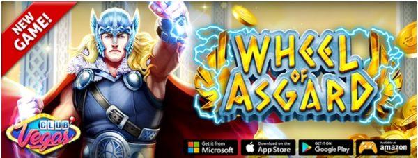 Wheel of Asgard pokies app for mobile