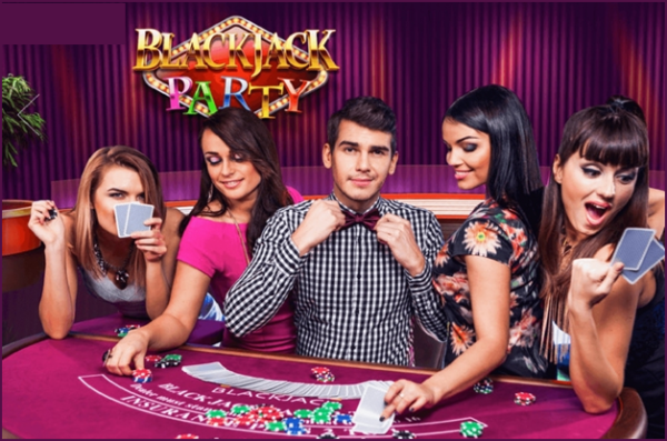 How to play live dealer blackjack party with your iPhone?