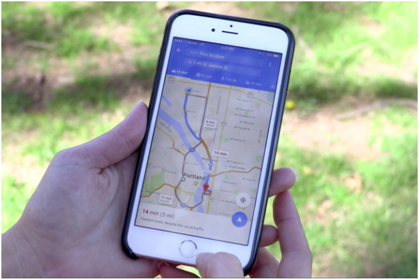 How to get Google Maps to talk by enabling voice navigation on your iPhone?