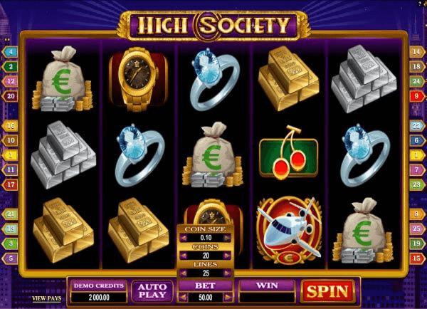 high -society