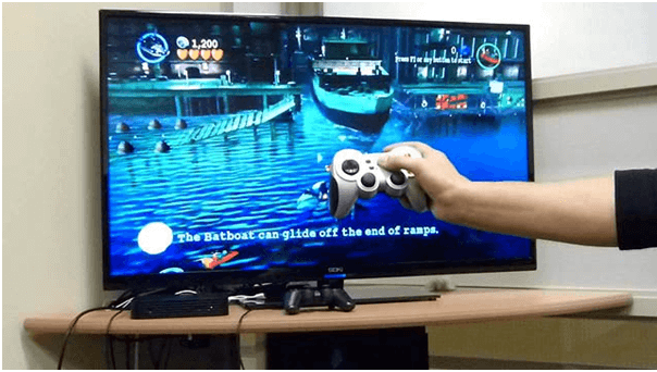 how to play ios games on smart tv