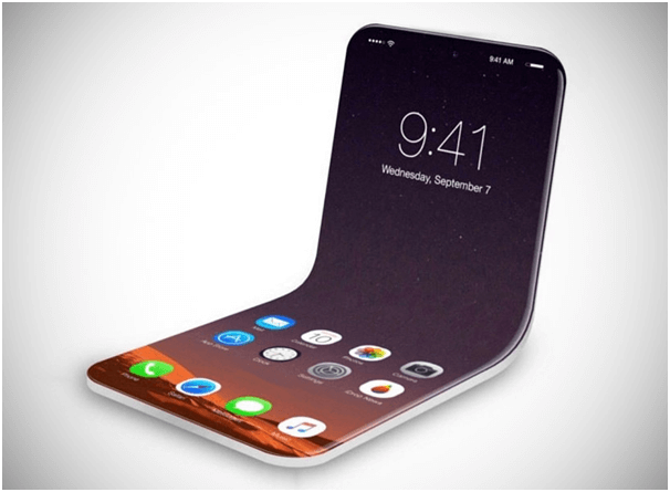 iPhone 2020- folding phone