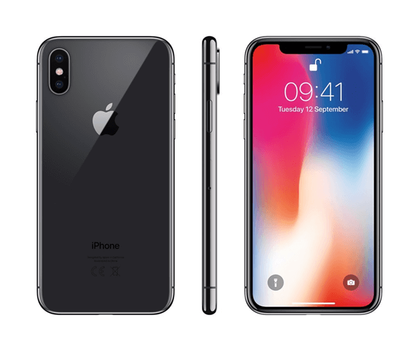 Buy more cheaper phones than iPhone X