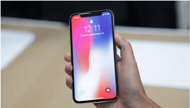 iPhone X tips