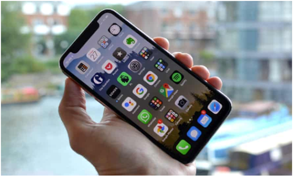 iPhone display features