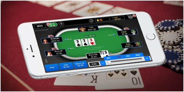 Poker Bonuses- Signing up with iPhone