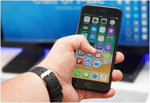 iPhone iOS 11.03 upgrade