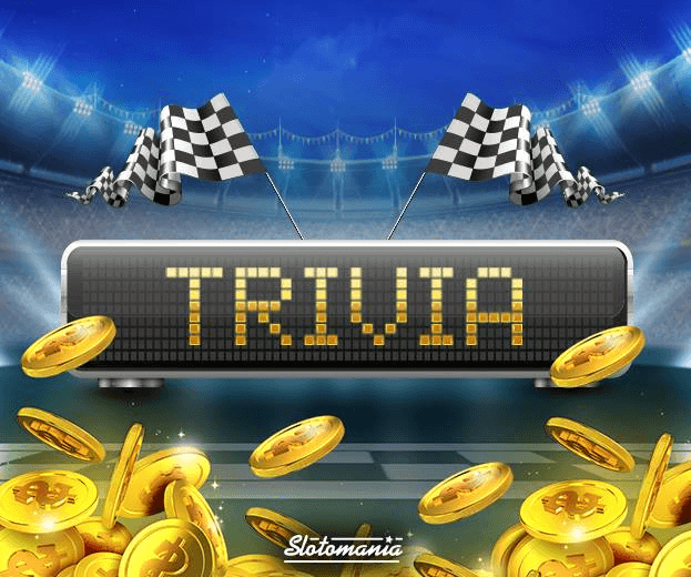 Trivia slot by slotomania