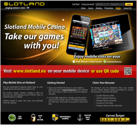 Slot Land Casino