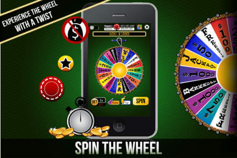 spin2win iphone apple app
