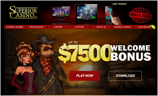 superior-casino-free-spins