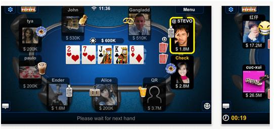 Best poker app iphone free