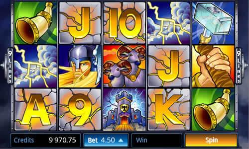 Thunderstruck Pokies - Click to Play
