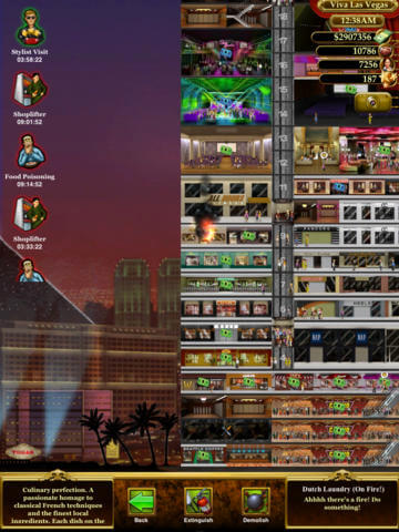 Vegas Towers Apple App